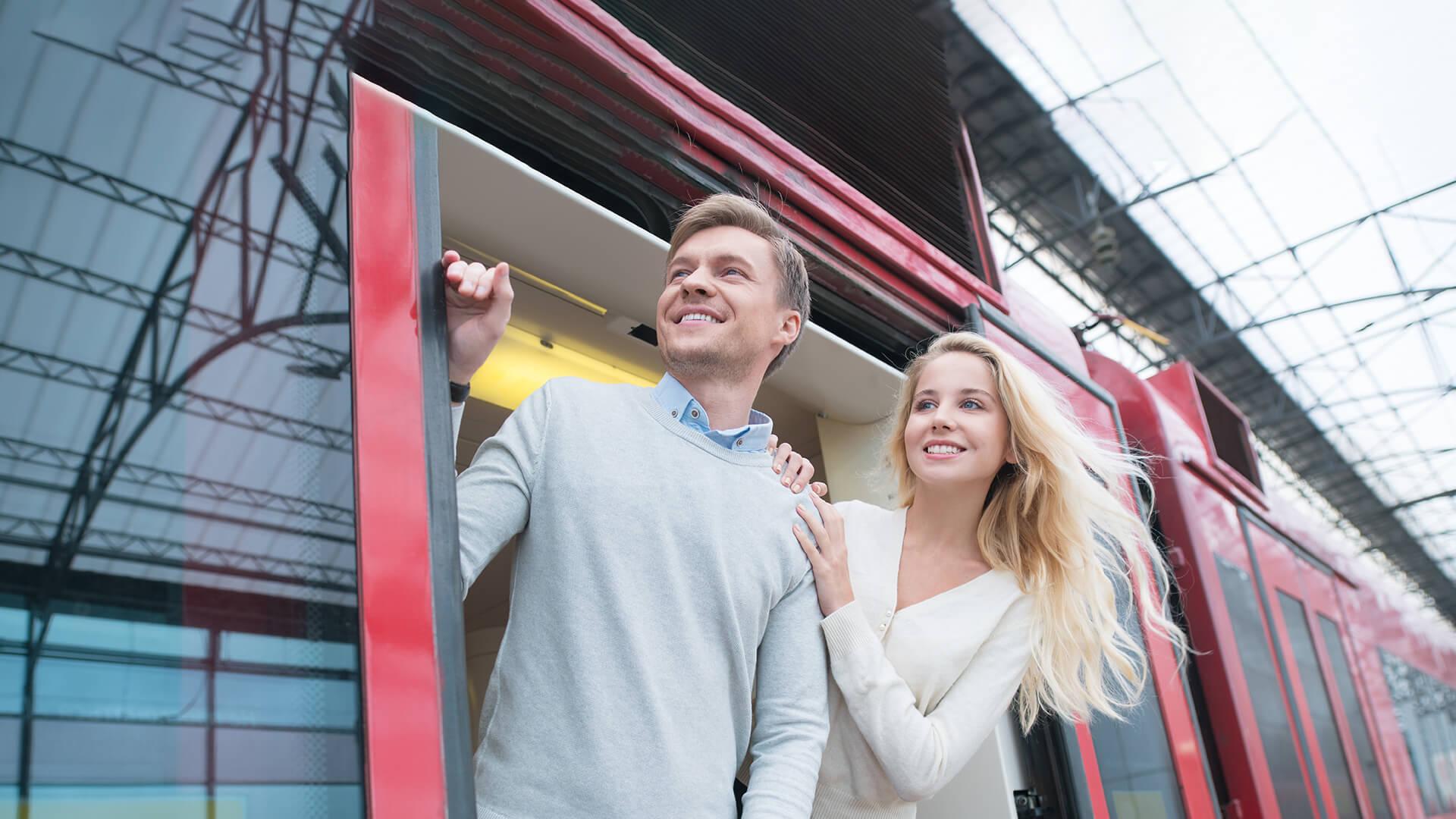 Tipps für Bahnreisen